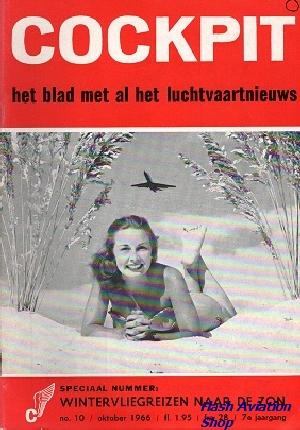 Image not found :Oktober 1966, Speciaal nummer: Wintervliegreizen naar de Zon