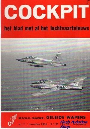 Image not found :November 1966, Speciaal nummer: Geleide Wapens