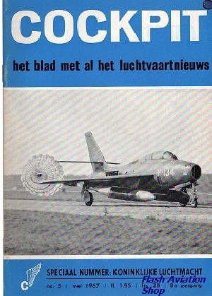 Image not found :Mei 1967, Speciaal nummer: Koninklijke Luchtmacht