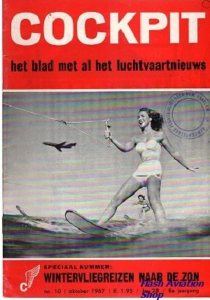 Image not found :Okober 1967, Speciaal nummer: Wintervliegreizen naar de Zon