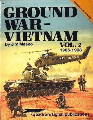 Image not found :Ground War - Vietnam Vol. 2, 1965 - 1968