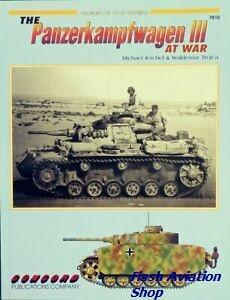 Image not found :PanzerKampfwagen III at War