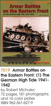 Image not found :Armour Battles on the Eastern Front (1)