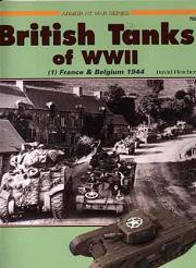 Image not found :British Tanks of WWII (1) France & Belgium 44
