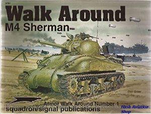 Image not found :M4 Sherman Walk around