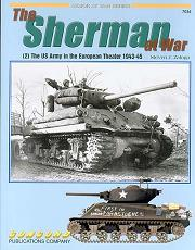 Image not found :M4 Sherman at War (2) 1941 - 1945