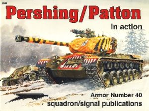 Image not found :Pershing/Patton in Action