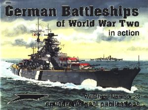 Image not found :German Battleships of World War Two