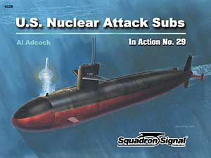 Image not found :US Nuclear Attack Subs