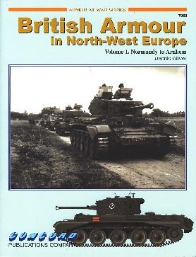 Image not found :British Armor in Northwest Europe (1) Normandy to Arnhem