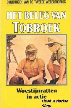 Image not found :Het Beleg van Tobroek, Woestijnratten in Actie