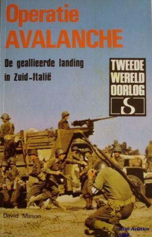 Image not found :Operatie Avalanche, De geallieerde landing in Zuid-Italie