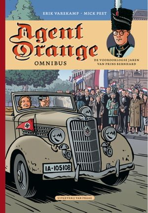 Image not found :Agent Orange Omnibus (deel 1 & 2 plus extra's)
