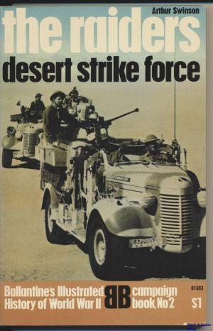 Image not found :The Raiders, Desert Strike Force
