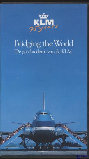 Image not found :Bridging the World, de Geschiedenis van de KLM
